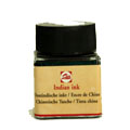 Talens Indian ink musta 11ml