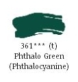 Daler-Rowney System3 Phthalo Green