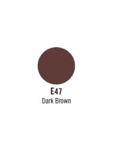 Copic Ciao Dark Brown E47