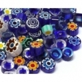 Millefiori Greek blue mix