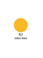 Copic Ciao Golden Yellow Y17